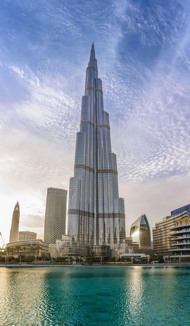 As maiores construções do mundo: burj khalifa