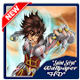 Anime Saint Seiya Wallpaper HD APK icon