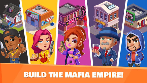 Idle Mafia - Tycoon Manager apkmr screenshots 8