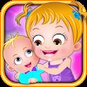 Baby Hazel Siblings Day icon