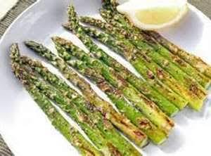 Laura's Baked Aspargus
