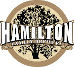 Logo for Hamilton Family Brewery