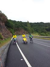 Photo: Qué raro ver los triciclos sin pasajeros