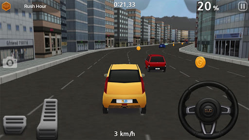 Dr. Driving 2 1.35 Cheat screenshots 1