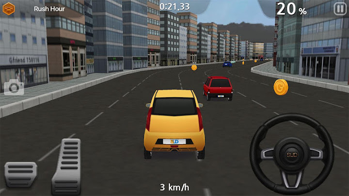 Dr. Driving 2 Android App Screenshot