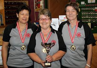 Photo: Trio Damen – 1. Platz: BV OÖ