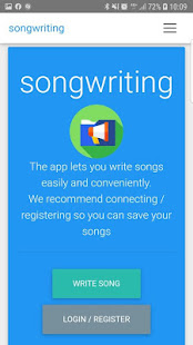 Download Songwriting For PC Windows and Mac apk screenshot 1