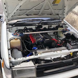 カローラレビン AE86 AE86 レビン S58年式 GT-APEX 2dr のカスタム事例画像 高町 基さんの2019年10月15日19:02の投稿