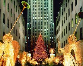 Photo: NYC at Christmas