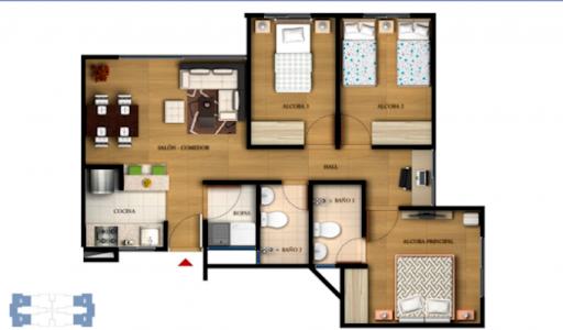Apartamento en Arriendo/venta - Zipaquira