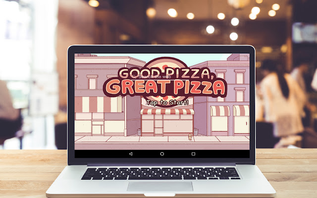 Good Pizza Great Pizza Wallpapers Game Theme