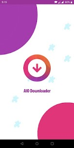 AIO Downloader Apk – For Android 1