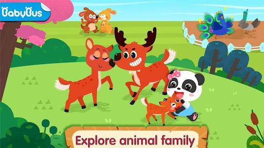 Little Panda: Animal Family Mod Apk (No Ads) 6