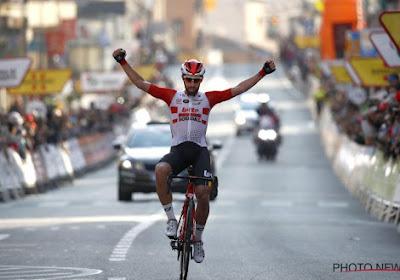 Thomas De Gendt pakte in eerste rit in Catalonië in 2019 uit met meesterlijk nummer