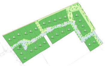 Terrain 651 m2