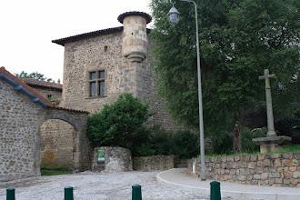 Photo: J27 : Valprivas, château