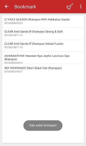 Screenshot 7 Cek Produk Halal MUI