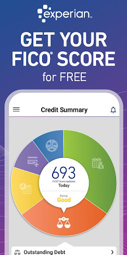 Experian - Free Credit Report & FICO® Score  screenshots 1