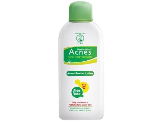 Bedak Acnes Cair Acnes Treatment Series Acnes Powder Lotion ACNES bedak cair untuk jerawat
