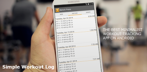 Simple Workout Log - Apps on Google Play