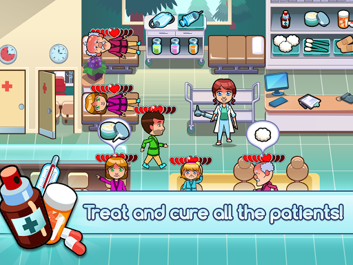 Hospital Dash - Healthcare Time Management Game 1.0.20 screenshots 2