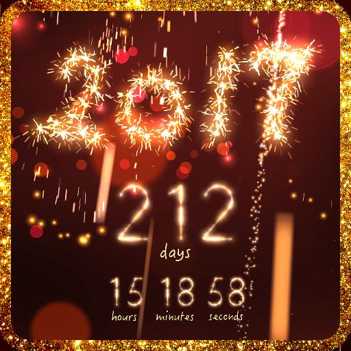New Years Countdown to 2017