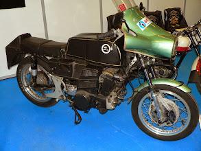 Photo: Machine unique Michel Borie 3 cylindre DKW 1000cc de 1968