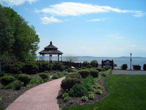 Photo: View of Chesapeake Bay from the wedding site - Swan Harbor Farm: http://www.swanharborfarm.org/