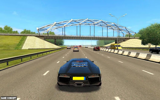Track Racer - Highway Traffic Burnout 0.1 screenshots 7