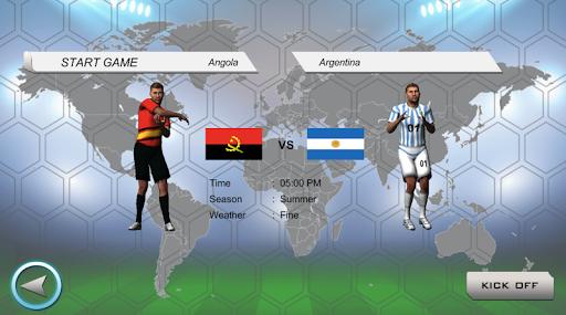Super Soccer 3D World League 1.0 screenshots 2