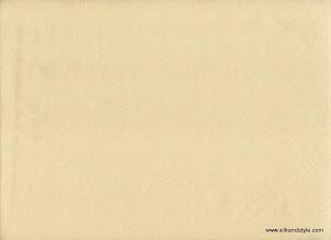 Photo: Mysore 17 - Matching Plain Silk Taffetta - Corn