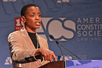 Photo: Rep. Donna Edwards (D-Md.) is a featured speaker to the entire Convention.