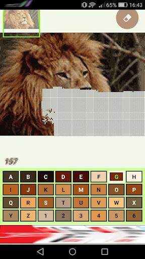 ud83cudf40 Clover Pixel Coloring ud83cudf40 screenshots 2