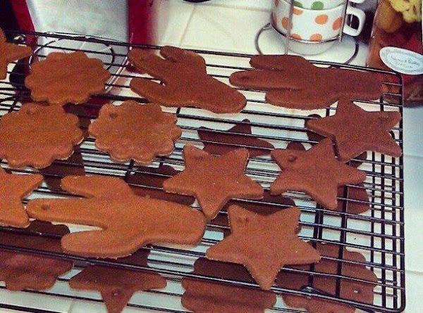 Cinnamon Applesauce Christmas Ornaments Recipe