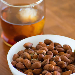 Smoky Tamari Almonds.