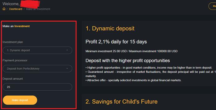 AmadeusBank — обзор нового хайп-проекта и отзывы вкладчиков о нем