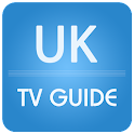 TV Listings UK icon