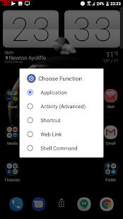 Shortcutter - Quick Settings​ & Sidebar Screenshot