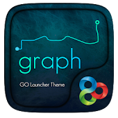 Graph GO Launcher Theme