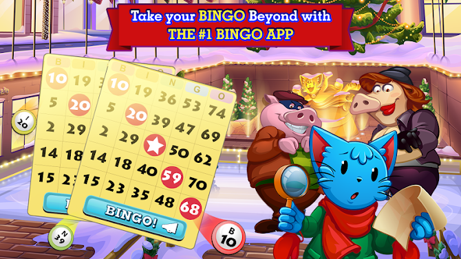 Bingo Blitz: Free Bingo Android 1