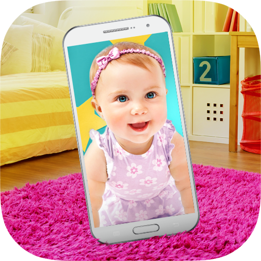 Baby in Phone Prank - Virtual baby Icon