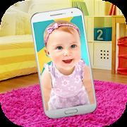 Baby in Phone Prank - Virtual baby