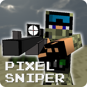 Pixel Sniper Zombie Apocalypse for PC and MAC