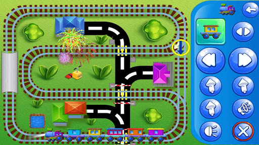 Trains for Kids  screenshots 20