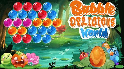 Bubble Delicious World - A taste must try  screenshots 5