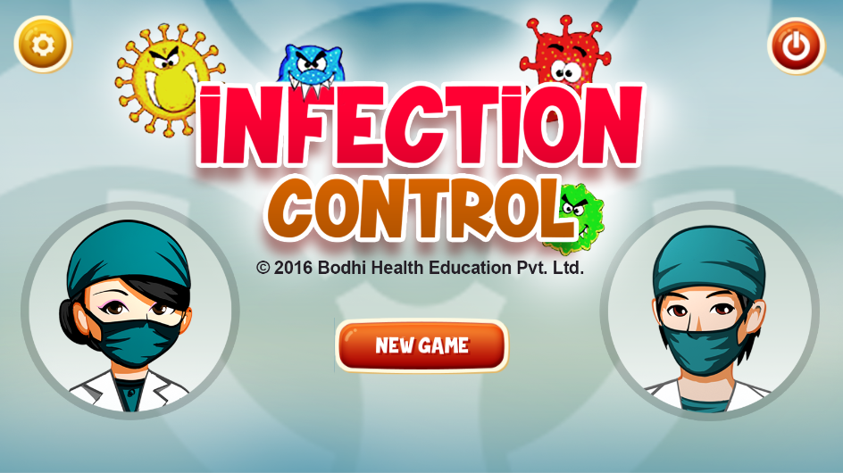 Infection Control- screenshot