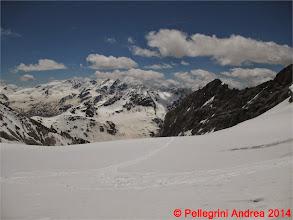 Photo: IMG_8857 le Cime dei Forni dalla Vedretta della Miniera