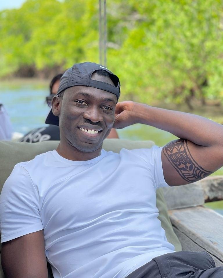 Trevor Ombija dumped after a decade