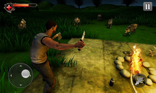 9 Day: Jungle Survival The Ultimate Wild Escape android2mod screenshots 2