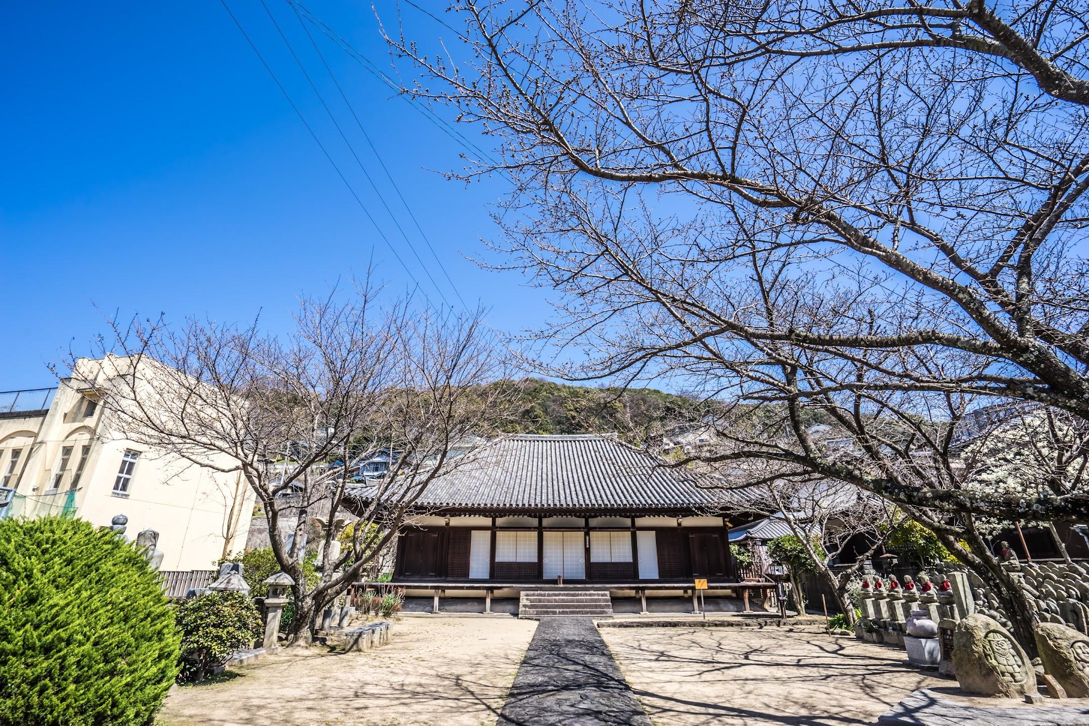 尾道 西郷寺1